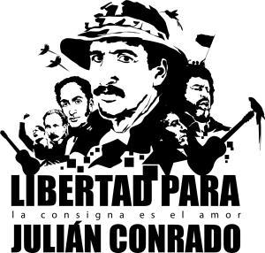 ¡La libertad y el asilo de julian conrado es un asunto de dignidad y soberanía!